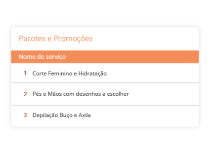 Marketing para salão com lembrete de agendamento